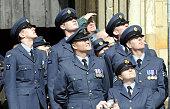 RAF 90th anniversary flypast