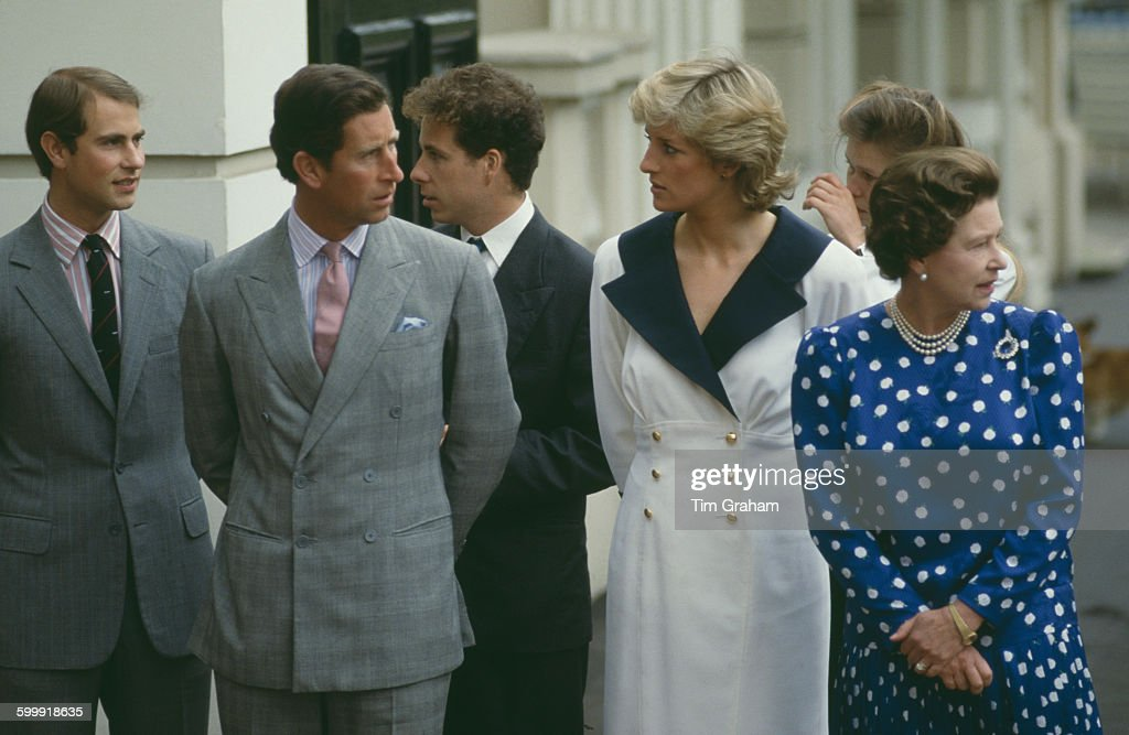 Royal Family At Clarence House : News Photo