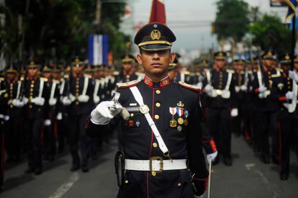 SLV: El Salvador Independence Day Celebrations
