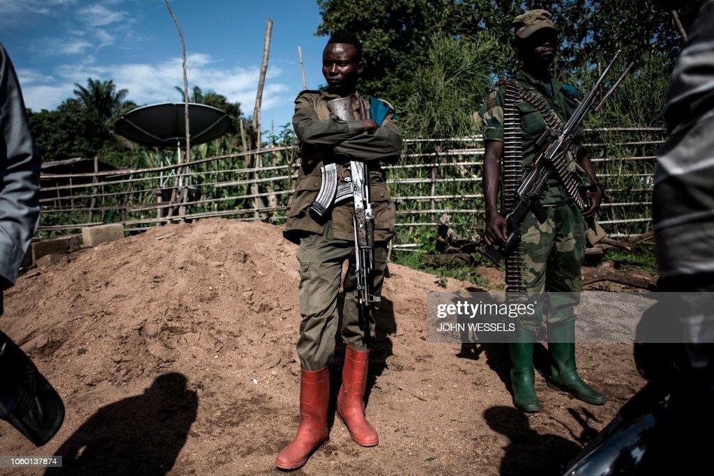 DRCONGO-UNREST : Nachrichtenfoto