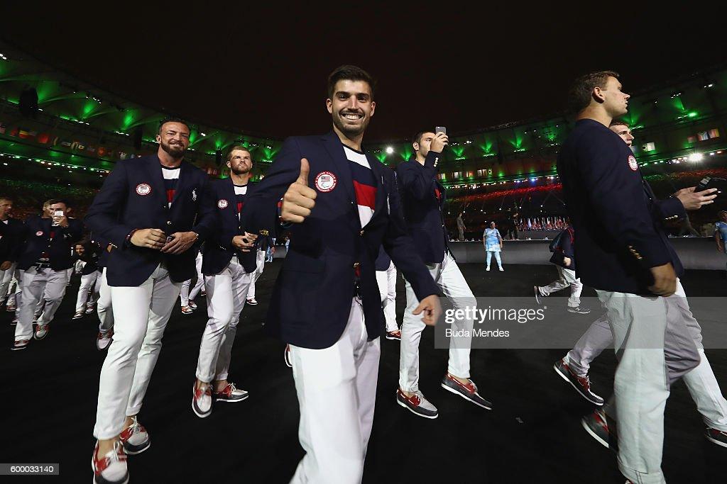 2016 Rio Paralympics - Opening Ceremony : News Photo