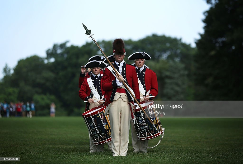 US Army Commemorates 240th Anniversary With Mt Vernon Ceremonies