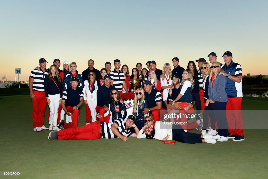 Presidents Cup - Final Round : News Photo