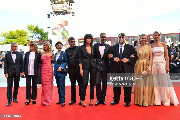 Members of the Venezia 75 competition jury AustrianGerman actor Christoph Waltz French actress and director Nicole Garcia English actress Naomi Watts...
