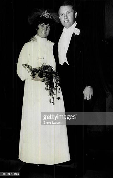 NOV 26 1967 NOV 27 1967 Members Of The Wedding Party Mr and Mrs Adolph Coors IV were members of wedding party for the HughesMcNeil ceremony Saturday...