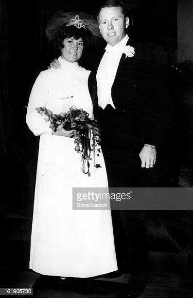 NOV 26 1967 NOV 27 1967 Members of the Wedding Party Mr and Mrs Adolph Coors IV were members of wedding party for the HughesMcNeil ceremony Saturday...