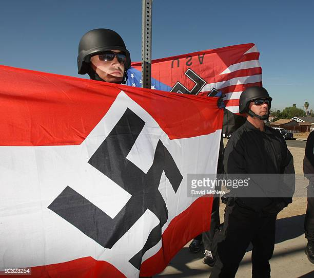 Nazi Swastika Stock Photos And Pictures Getty Images