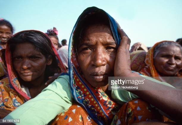 Members of the Yadav caste hold a campaign rally for Laloo Prasad Yadav November 1 1991 in Patna India Yadav was victorious in the election becoming...