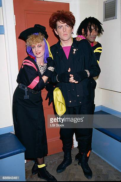 Members of Thompson Twins