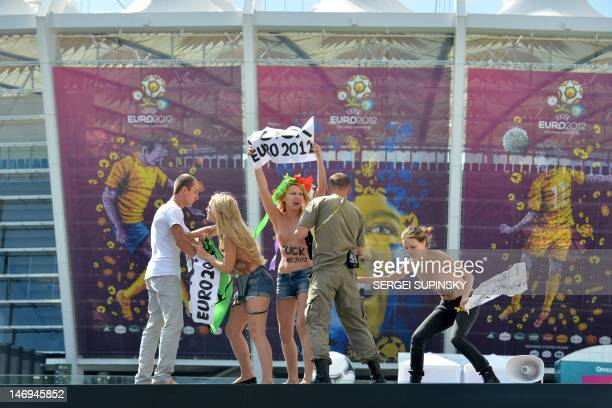 Naked Women Soccer Stock Photos And Pictures  Getty Images-6996