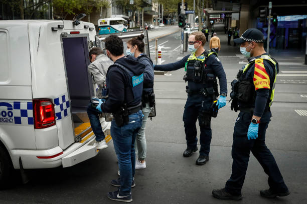 AUS: Melbourne Braces For Further Unrest Following Days Of Protests