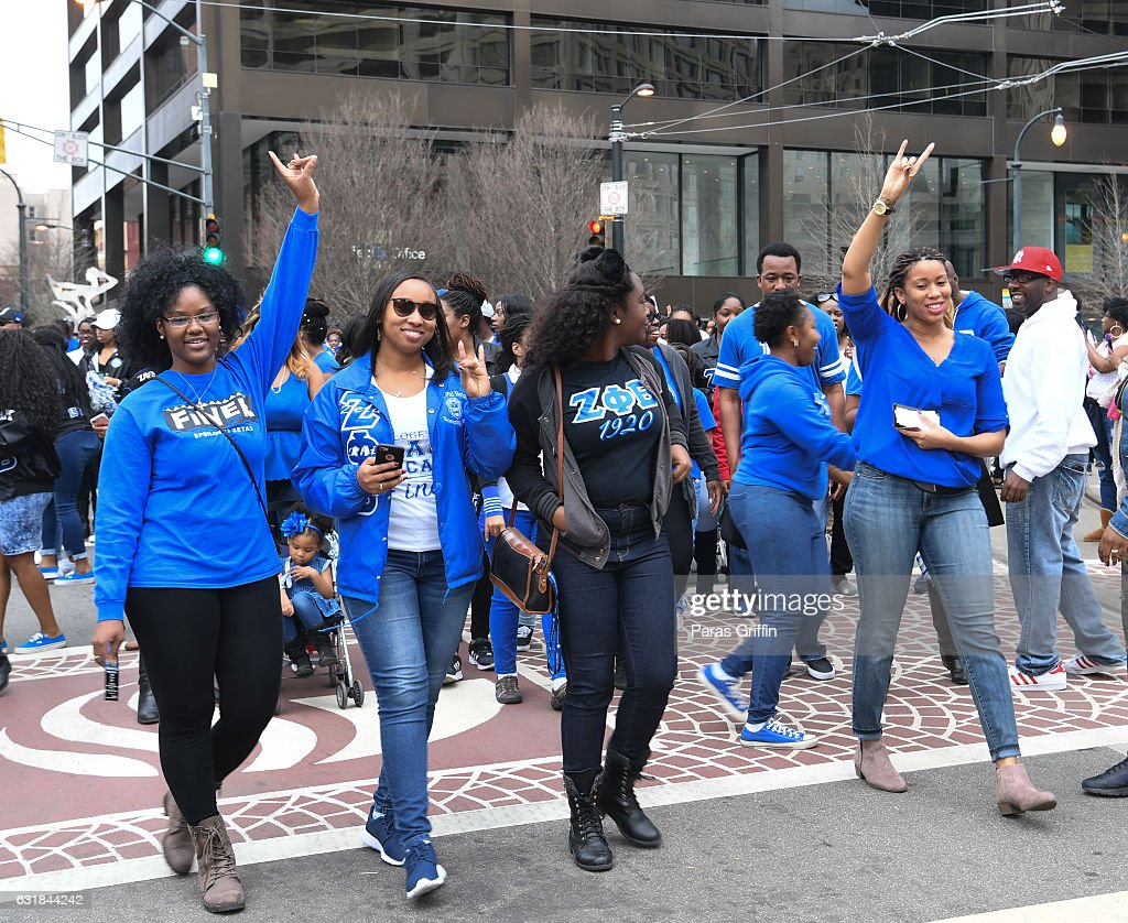2017 Martin Luther King Jr. Day March and Rally : News Photo