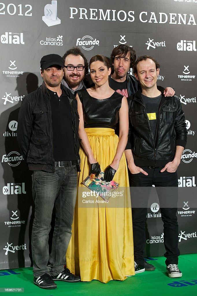 Cadena Dial Awards 2013
