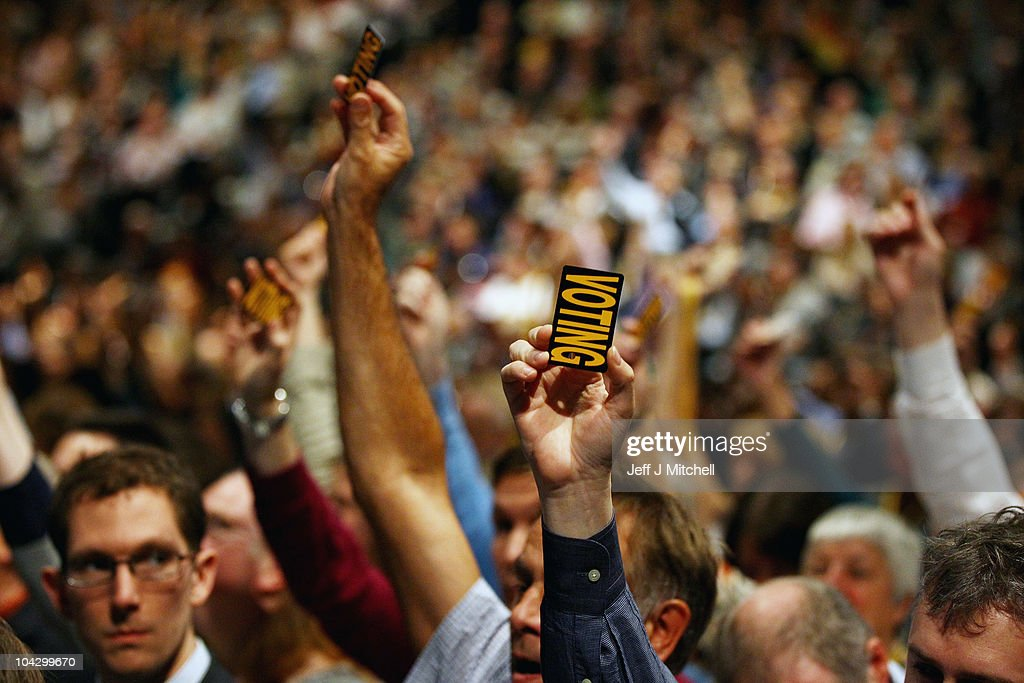 The Liberal Democrats Hold Their Annual party Conference - Day 3 : News Photo