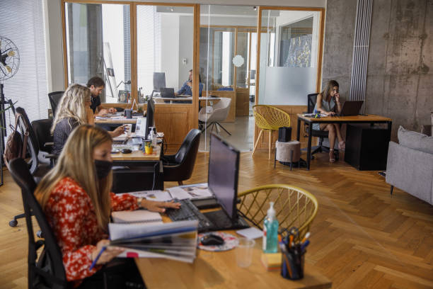 ISR: Co-working Office Spaces as Israel Leads Return to Work