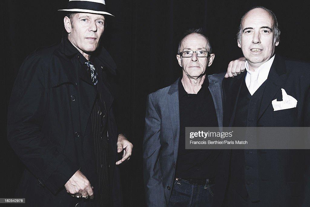 The Clash, Paris Match Issue 3358, October 2, 2013