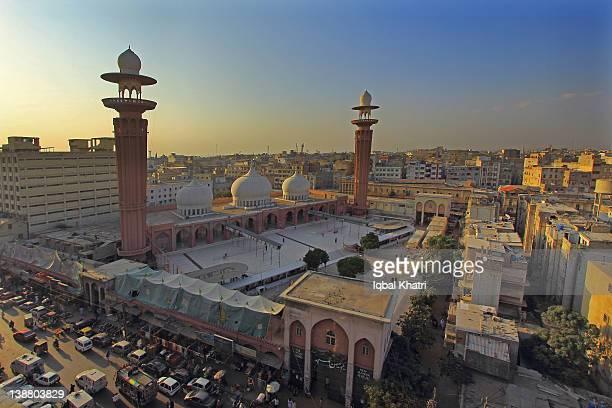 Memon Masjid - Karachi