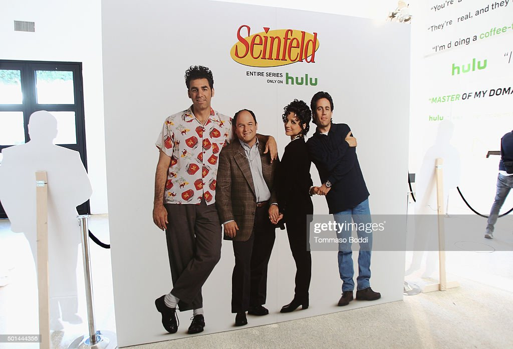 Seinfeld: The Apartment Fan Experience : News Photo