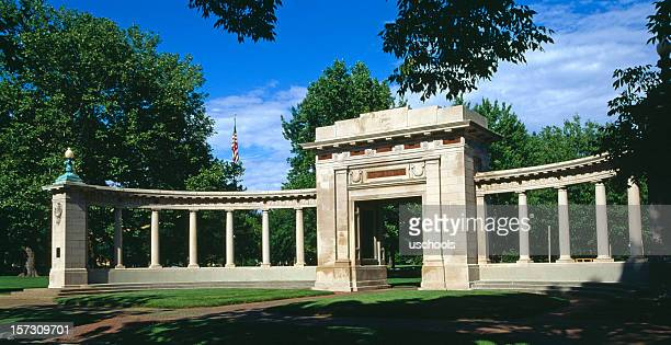 Memorial Arch, Oberlin College