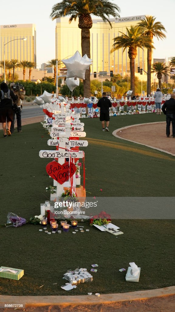 NEWS: OCT 06 Las Vegas Mass Shooting : News Photo