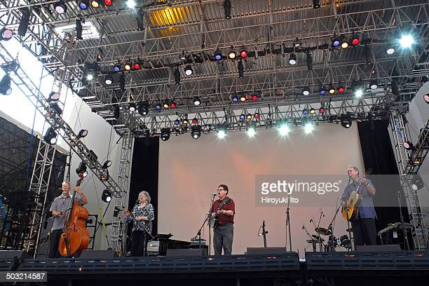 A Memorial Concert for Pete and Toshi Seeger at Damrosch Park Bandshell as part of Lincoln Center Out of Doors on Sunday July 20 2014This imageWork...