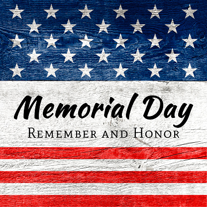 USA Memorial Day background 1139509323