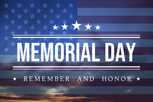 USA Memorial Day background 1139510327