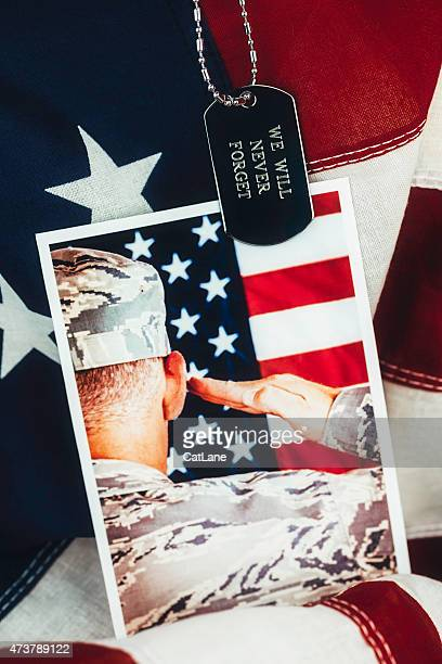 memorial day. veterans day. military memorial. we will never forget. - memorial day remembrance stock pictures, royalty-free photos & images