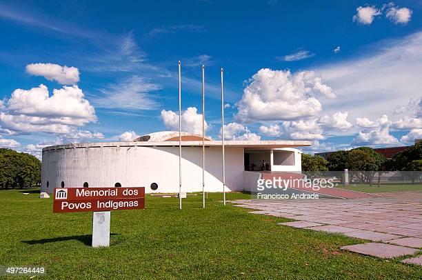 Memorial dos Povos Indígenas é um museu dedicado à cultura indígena brasileira localizado em Brasília, no Brasil. The Indigenous Peoples Memorial is...