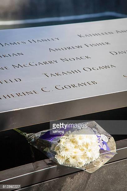 Memorial Flowers September 11