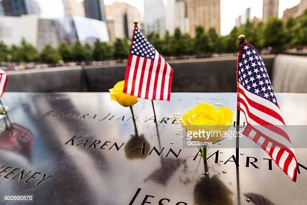9/11 Memorial in New York, USA