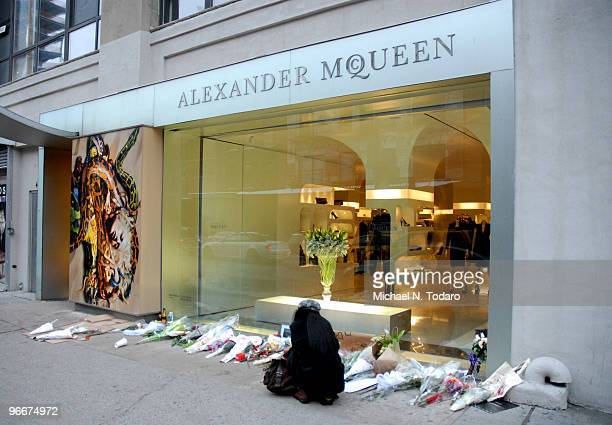 best service f9b8e 55855 Alexander Mcqueen Store In New York City After His Death ...