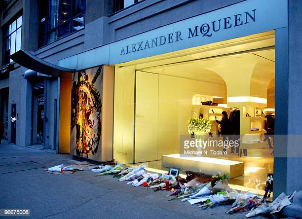 reputable site c078b f9a46 World's Best Alexander Mcqueen Store In New York City After ...