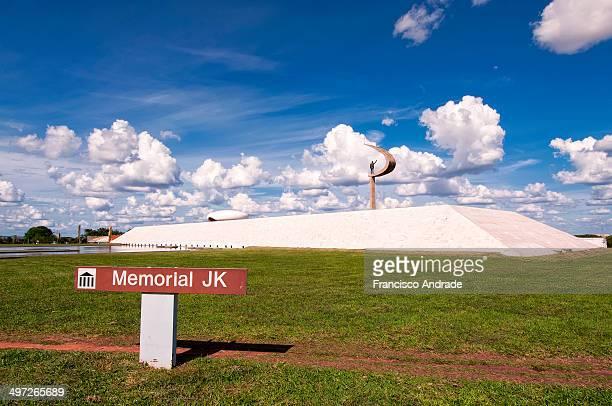 Memorial JK e um museu na dedicado ao ex-presidente brasileiro Juscelino Kubitschek fundador da cidade de Brasília. JK Memorial is a museum dedicated...