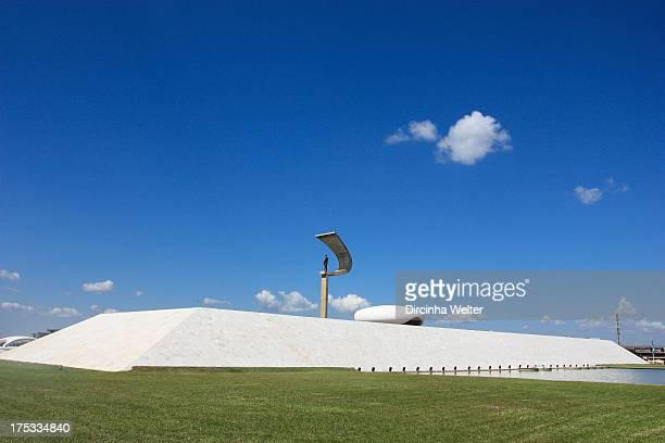 Memorial JK é um museu na cidade de Brasília projetado por Oscar Niemeyer, e dedicado ao ex-presidente brasileiro Juscelino Kubitschek fundador da...