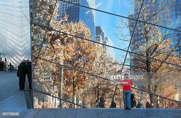 9/11 memorial museum - bo zaunders stock pictures, royalty-free photos & images