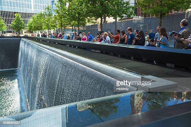 9/11 Memorial, New York City, Manhattan, USA