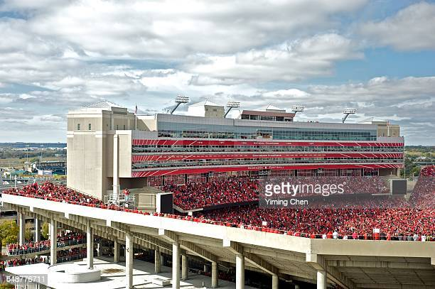 Memorial Stadium of University of Nebraska Lincoln