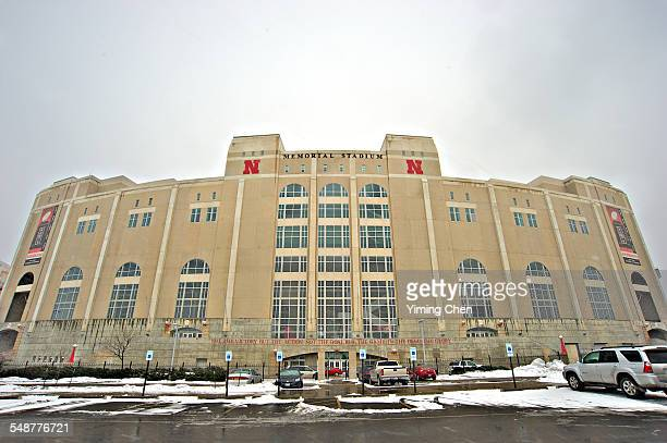Memorial Stadium of University of Nebraska Lincoln