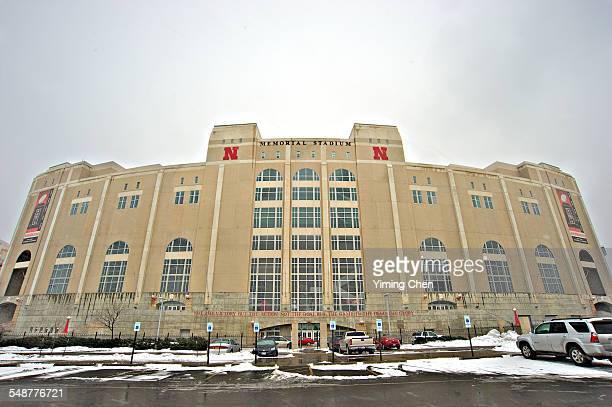 Memorial Stadium of University of Nebraska - Lincoln