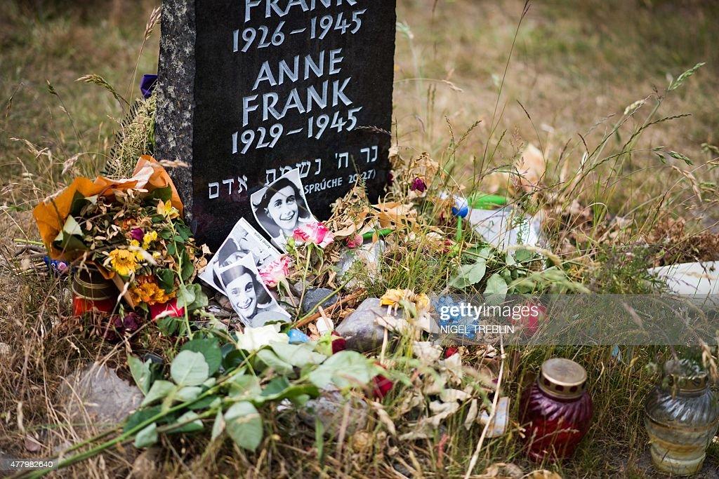 Margot frank, Bergen and Memorial stones on Pinterest  |Margot Frank Concentration Camp