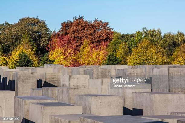 Memorial to Murdered Jews of Europe designed by Peter Eisenman, Tiergarten, Mitte, Berlin, Germany