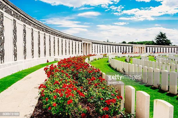 Memorial to the Missing, Passchendaele