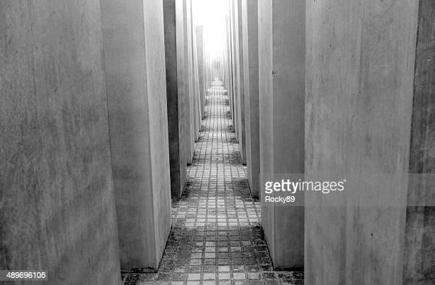Memorial zum ermordet Juden in Europa