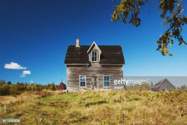 memories lost - farmhouse stock pictures, royalty-free photos & images