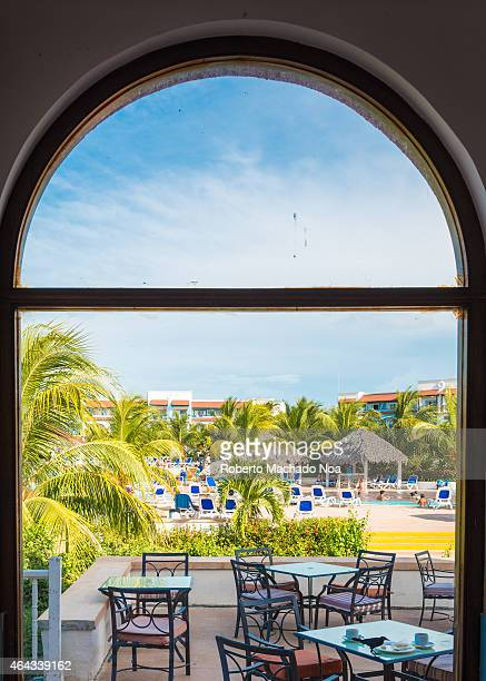 Memories Paraiso Azul in Cuba this resort is operated by German management and is an example of the mixed capital scheme used by the Cuban Revolution...