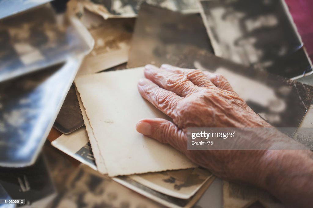Memories... : Stock Photo
