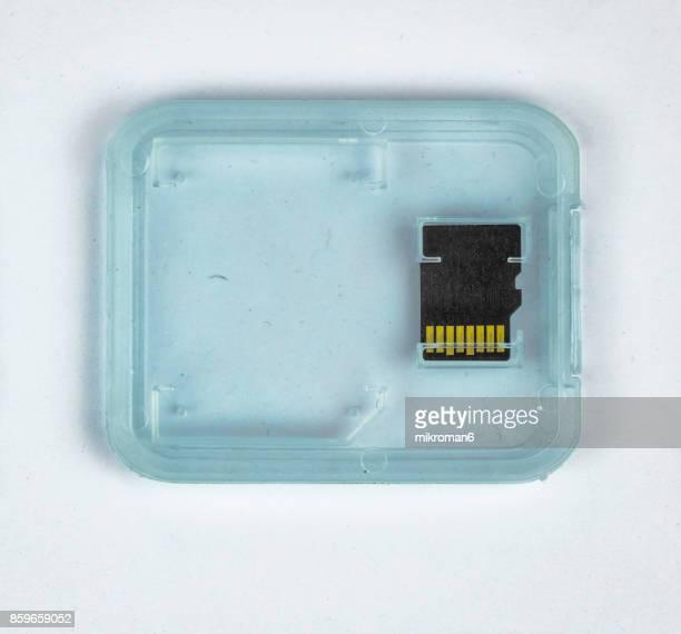SD Memory Card in box