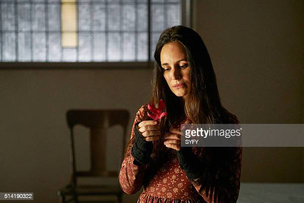 12 MONKEYS Memory of Tomorrow Episode 213 Pictured Madeleine Stowe as Dr Kathryn Railly