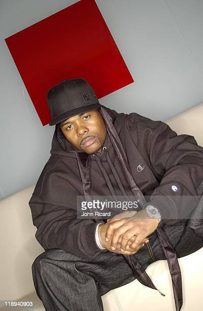 Memphis Bleek during Memphis Bleek Portrait Session March 22 2005 at 40/40 Club in New York New York United States